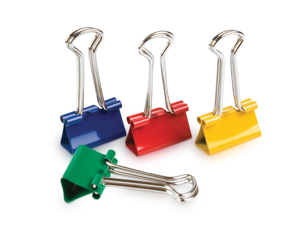 Binder clips 19 mm