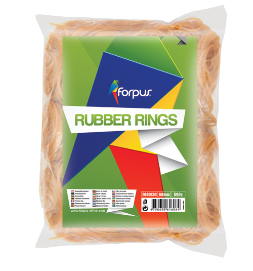 Rubber bands 60mm, 500g
